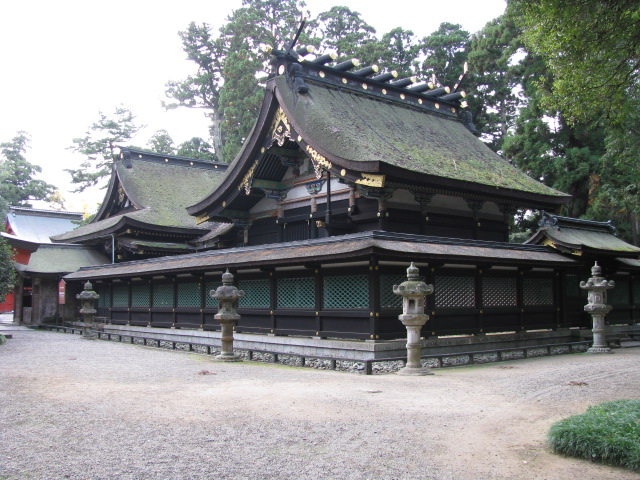 katorizinnguu17香取神宮本殿