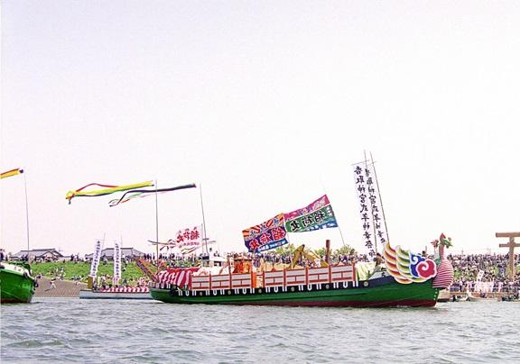 jinkousai 船